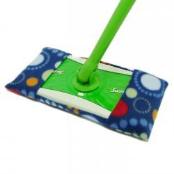3 Reusable Swiffer Sweeper covers our- Swifters - Washable and eco friendly